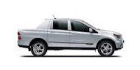 Ssangyong Korando Sports PICK-UP 4X4 M/T 6MT