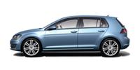 Volkswagen Golf 7 vendus en Alg�rie
