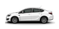 Album Photos Opel New Astra 4 Portes