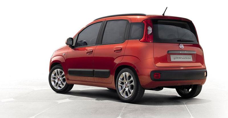 Photos Fiat Panda 2013