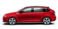 Skoda Rapid Spaceback Ambition Plus 1,6 TDI  vendus en Alg�rie