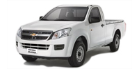 Chevrolet New Colorado 2.5 TDI 4X2 SC Sans Clim