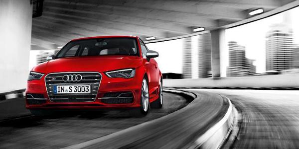 Album Photos Audi Nouvelle S3