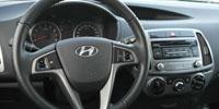 Album Photos Essai de la Hyundai i20 1.4l de 100 ch BVM6 Intérieur