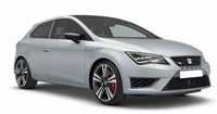 Album Photos Seat Leon Cupra 2015