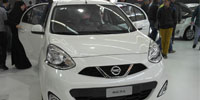 Album Photos Nissan Micra Stand salon Auto Alger 2015