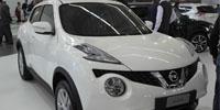 Album Photos Nissan Juke Stand salon Auto Alger 2015