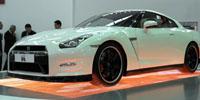 Album Photos Nissan GT-R Nismo Stand salon Auto Alger 2015