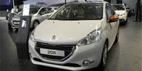 Album Photos Peugeot 208 Roland Garros Salon Auto Alger 2015