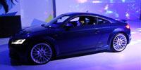 Album Photos Audi TTS 2.0 TFSI de 286 ch  Salon Auto Alger 2015