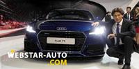 Album Photos Patrice Franke, DG Audi Algérie à webstar-auto.com