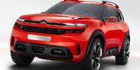 Album Photos Citroën Aircross Concept