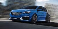 Album Photos Une Peugeot 308 hyper-sportive de 500 ch au salon de l'automobile de Shanghai
