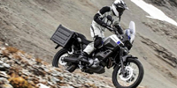 Album Photos Des motos Yamaha XT660Z Ténéré pour la Protection civile