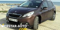 Album Photos Essai Peugeot 2008 1.6 e-HDI de 92 ch