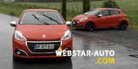 Album Photos Au lancement international de la Peugeot 208 FL à Graz