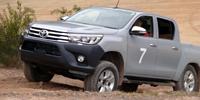 Album Photos Toyota révèle le Hilux pick-up de 8e génération !