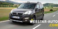 Album Photos Essai du nouveau Peugeot Partner Tepee