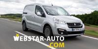 Album Photos Essai du nouveau Peugeot Partner