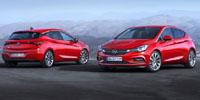 Album Photos Les photos de la nouvelle Opel Astra plutôt que prévue…