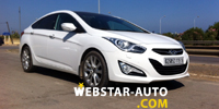 Album Photos Essai de la Hyundai i40 sedan 1.7 CRDI de 136 ch BVA6