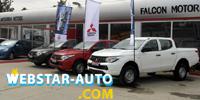 Album Photos Falcon Motors : arrivée du nouveau Mitsubishi L200 Sportero
