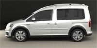 Album Photos Volkswagen Caddy 4 Automobile