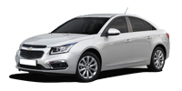 Album Photos Chevrolet New Cruze 4 portes