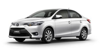 Toyota Yaris SEDAN Alg�rie