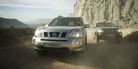 Album Photos Nissan X-Trail