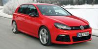Album Photos Volkswagen Golf R