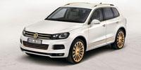 Album Photos Volkswagen Touareg Gold Edition