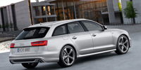 Album Photos Nouvelle Audi A6 Break