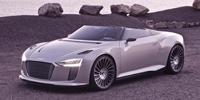 Album Photos Audi e-tron Spyder