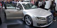 Album Photos Audi S8