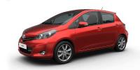 Toyota Yaris vendus en Alg�rie