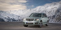 Album Photos Mercedes GLK