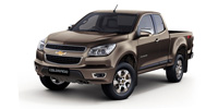 Chevrolet Colorado 2.5l Turbo Diesel 150 Ch Simple cabine 4X2