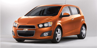 Album Photos Chevrolet sonic Hatchback